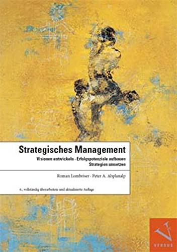 9783039092949: Strategisches Management