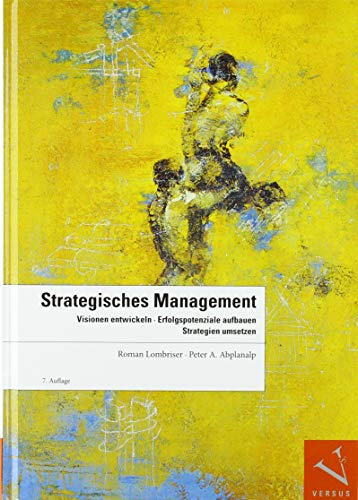 9783039092994: Strategisches Management