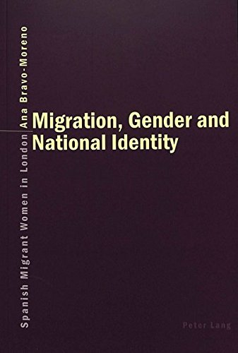9783039101566: Migration, Gender and National Identity: Spanish Migrant Women in London