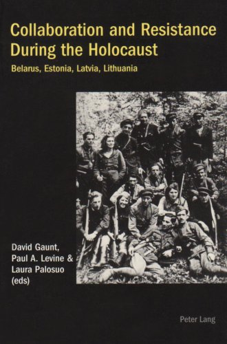 9783039102457: Collaboration and Resistance during the Holocaust (English and German Edition)
