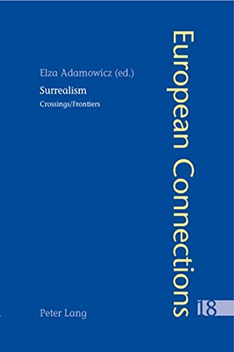 9783039103287: Surrealism: Crossings/Frontiers
