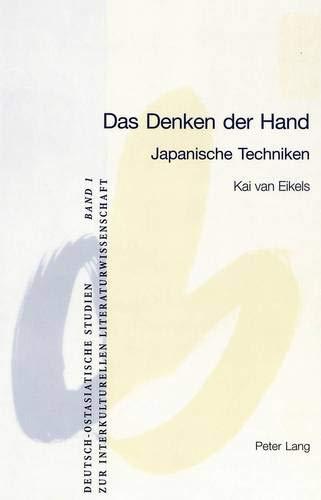 Das Denken der Hand: Kai van Eikels