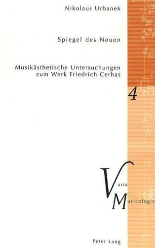Spiegel des Neuen: Nikolaus Urbanek