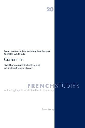 Currencies (French Studies): Paul Rowe, Lisa