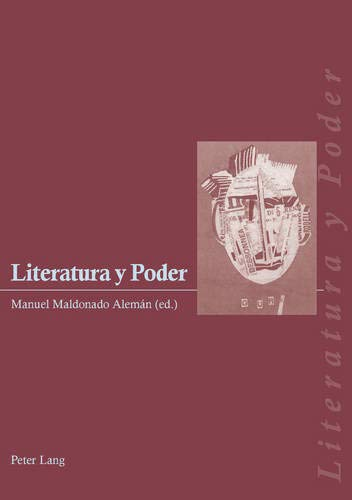9783039106837: Literatura y Poder (German and Spanish Edition)
