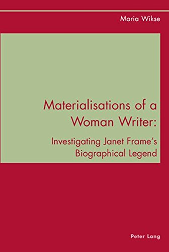 Materialisations of a Woman Writer: Investigating Janet: Wikse, Maria