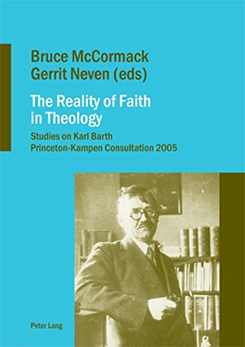The Reality of Faith in Theology: Studies on Karl Barth