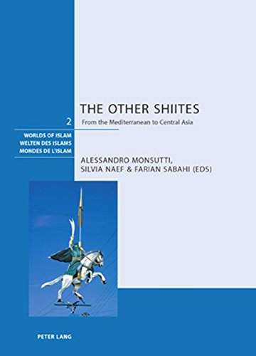 9783039112890: The Other Shiites: From the Mediterranean to Central Asia (Welten des Islams / Worlds of Islam / Mondes de l'Islam)