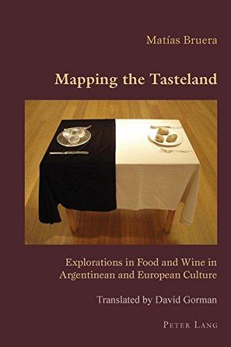 Mapping the Tasteland.: BRUERA, Matías.