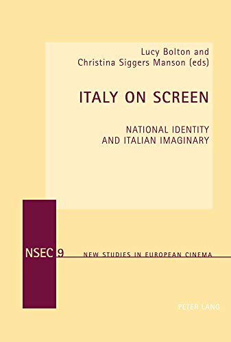 Italy On Screen: Manson, Christina Siggers
