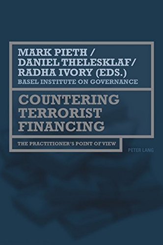 Countering Terrorist Financing: The practitioner's point of: Peter Lang AG,