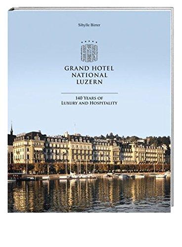 Grand Hotel National Luzern: Sibylle Birrer