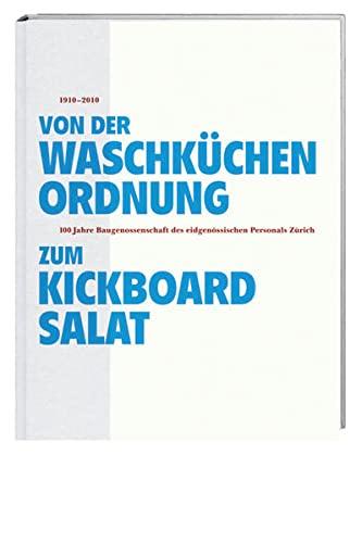 Von der Waschküchenordnung zum Kickboardsalat: Daniel Kurz