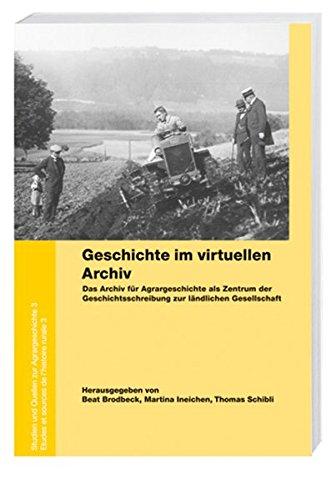 Geschichte im virtuellen Archiv: Beat Brodbeck