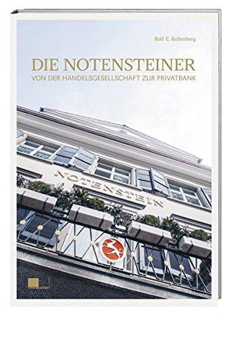 Die Notensteiner: Rolf E. Kellenberg