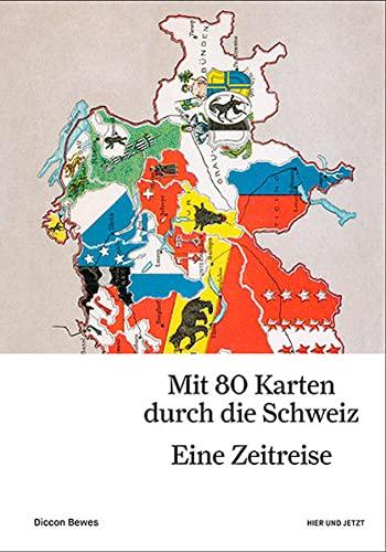 Mit 80 Karten durch die Schweiz: Diccon Bewes