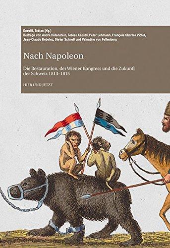 Nach Napoleon: Tobias Kaestli