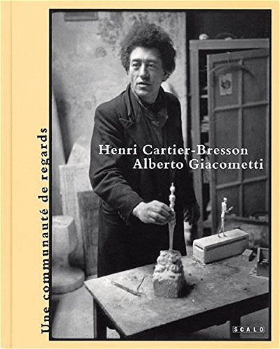 Henri Cartier-Bresson and Alberto Giacometti. La décision: Bezzola, Tobia