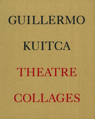 Guillermo Kuitca Theatre Collages.: London, Hauser &