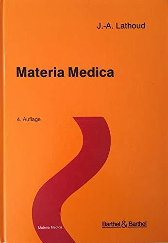 9783039500178: Materia Medica