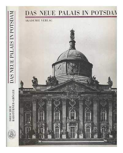9783050003146: Das Neue Palais in Potsdam - Architektur und Bauplastik (German Edition)