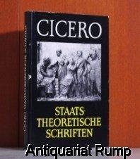 9783050003412: Staatstheoretische Schriften (Schriften und Quellen der Alten Welt)