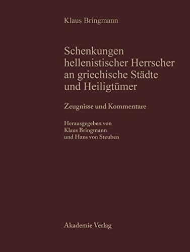 9783050022741: Zeugnisse und Kommentare (German Edition)