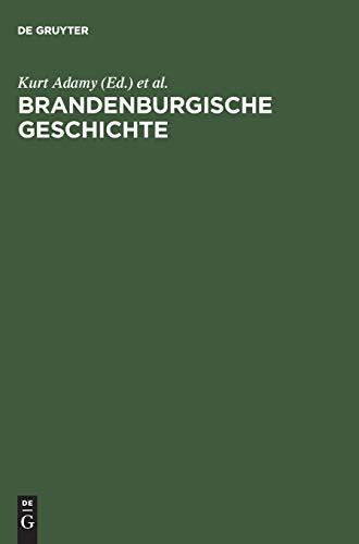 9783050025087: Brandenburgische Geschichte (German Edition)