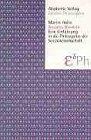 9783050028446: Soziales Handeln Einfuehrung in Die Philosophie Der Sozialwissenschaft