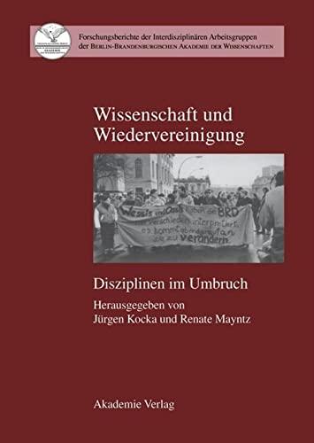 Wissenschaft und Wiedervereinigung - Disziplinen im Umbruch: Jürgen Kocka