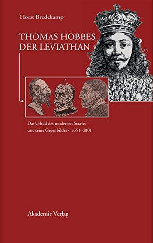9783050037585: Leviathan. Das Urbild des modernen Staates.