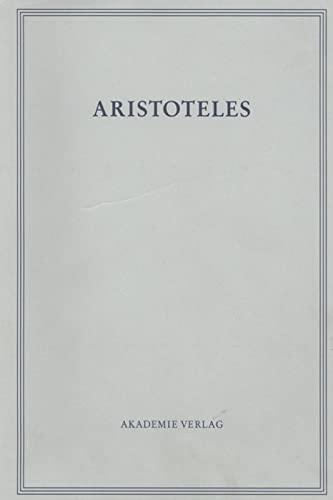 9783050040721: Werke in deutscher Übersetzung 20/I. Fragmente zu Philosophie, Rhetorik, Poetik, Dichtung