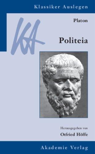 9783050041636: Politeia