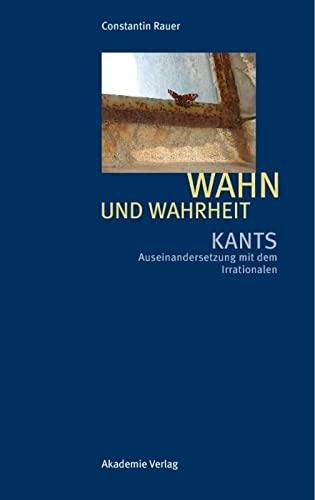 9783050043005: Wahn und Wahrheit (German Edition)