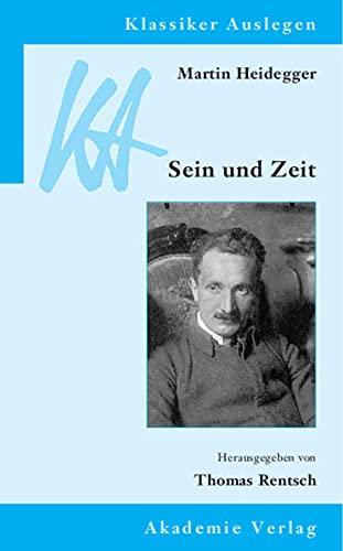 Sein und Zeit.: Heidegger, Martin: