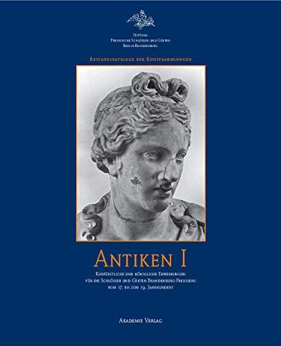 Antike Skulpturen 1: Saskia Hüneke