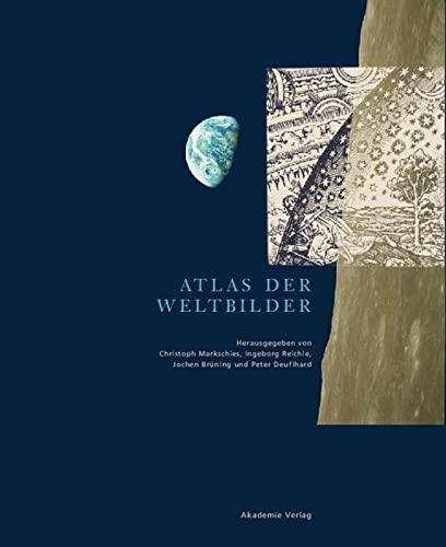 9783050045214: Atlas der Weltbilder