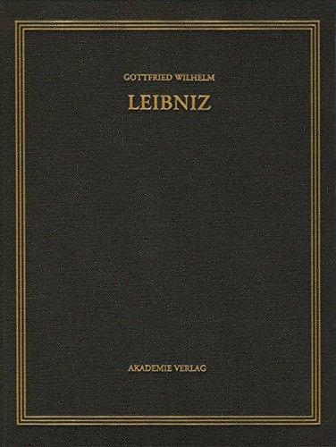 9783050045849: Sämtliche Schriften und Briefe Band 21. Allgemeiner politischer und historischer Briefwechsel April - Dezember 1702