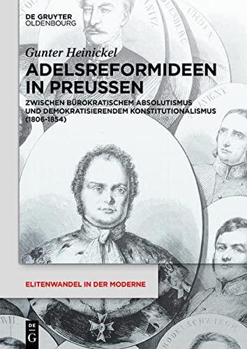 Adelsreformideen in Preußen: Gunter Heinickel