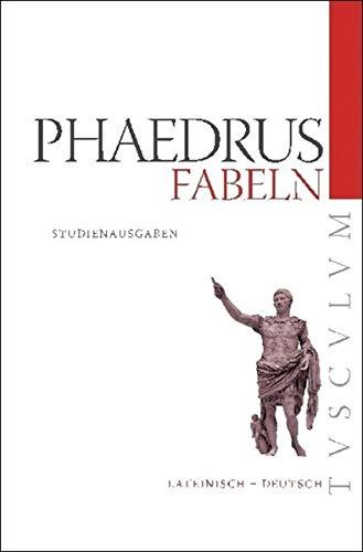 9783050052687: Fabeln: Lateinisch - Deutsch (Tusculum Studienausgaben)