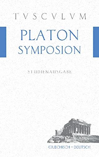 9783050053615: Das Gastmahl / Symposion: Griechisch - Deutsch