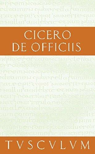 9783050053783: Vom Pflichtgemäßen Handeln / De Officiis: Lateinisch - Deutsch (Sammlung Tusculum)