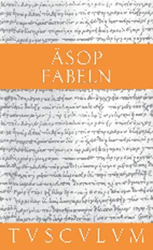 9783050054056: Fabeln: Greichisch - Deutsch (Sammlung Tusculum)