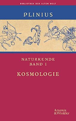 Naturkunde. Auswahlausgabe in 5 Bänden: Gaius d. Ältere Plinius Secundus