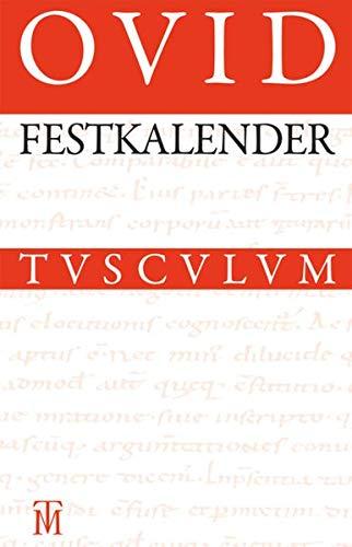 Festkalender Roms: Ovid