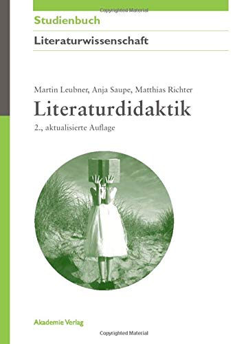 9783050059167: Literaturdidaktik (Akademie Studienbücher Literaturwissenschaft)