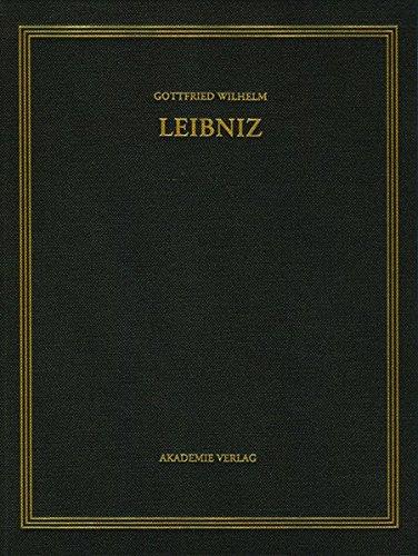 Sämtliche Schriften und Briefe. Mathematische Schriften 1673-1676. Arithmetische ...