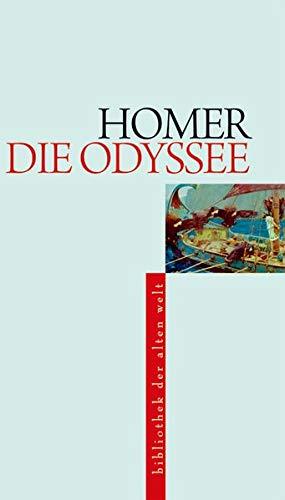 9783050060170: Odyssee (Bibliothek der Alten Welt)