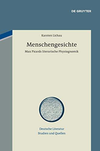 Menschengesichte: Karsten Lichau