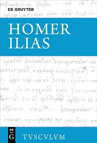 Ilias : Griechisch - Deutsch: Homer